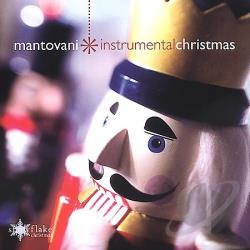Instrumental Christmas CD Cover