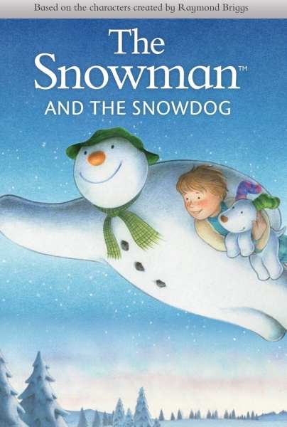 The Snowman and The Snowdog Movie Cover