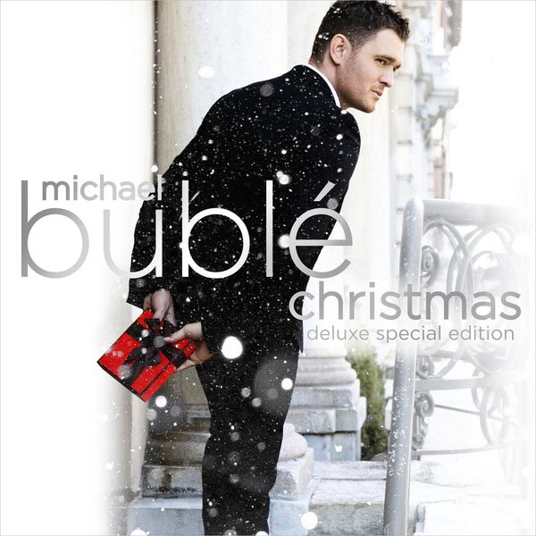 Michael Bublé Christmas CD Cover