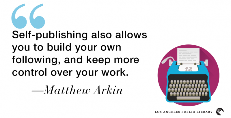 Quote by Matthew Arkin
