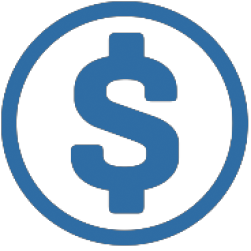 currency sign icon
