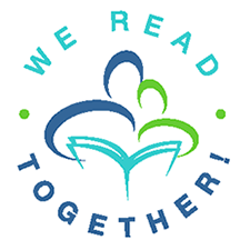 We Read Together logo