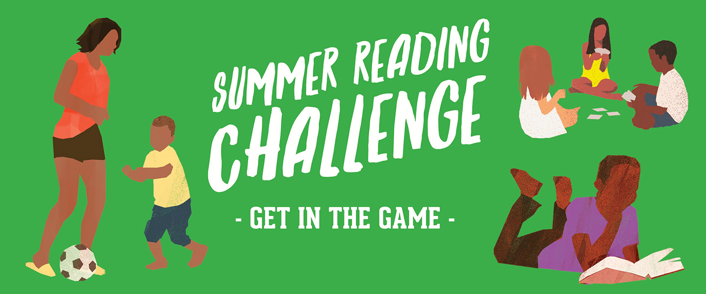Summer Reading 2020: Get in the Game