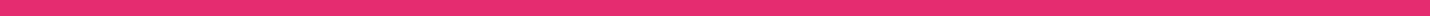 Decorative horizontal line magenta