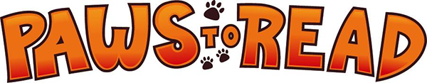 Paws to Read Logo