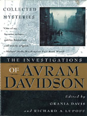 Avram Davidson: The Investigations of Avram Davidson