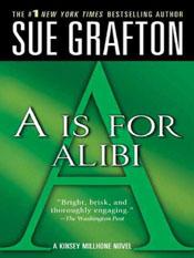 Sue Grafton: A Is for Alibi