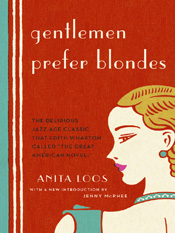 Anita Loos: Gentlemen Prefer Blondes