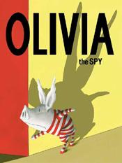 Ian Falconer: Olivia the Spy