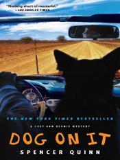 Spencer Quinn: Dog On It