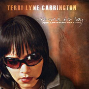 Teri Lyne Carrington: More to Say