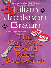 Lilian Jackson Braun: The Cat Who Could Read Backwards