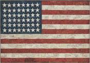 Jasper Johns: Flag