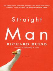 Richard Russo: Straight Man
