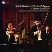 Pinchas Zukerman & Itzhak Perlman: Duets for Two Violins
