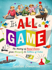 Tristan Donovan: It's All a Game