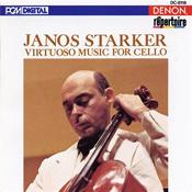 Janos Starker: Virtuoso Music for Cello