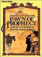 David Eddings: Pawn of Prophecy
