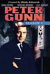 Peter Gunn (Season One)