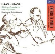 Haas/Krasa: String Quartets