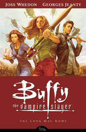 Joss Whedon: Buffy the Vampire Slayer, Season 8