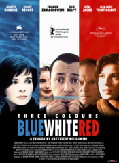 Three Colors (Blue/White/Red)