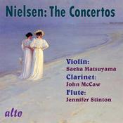 Nielsen: The Concertos