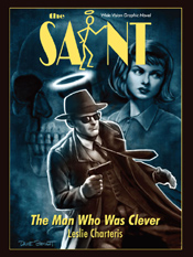 Leslie Charteris: The Man Who Was Clever