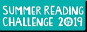 Summer Reading Challenge 2019 Logo