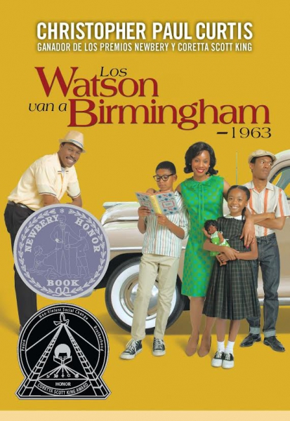 Los Watson van a Birmingham—1963 by Curtis, Christopher Paul, author.