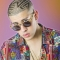 Trap artist Bad Bunny