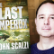 Author John Scalzi and his latest novel, The Last Emperox