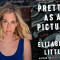Author Elizabeth Little and her latest book, Pretty as a Picture