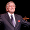 Tony Bennett in one of his recent shows