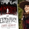 Jennifer Giesbrecht and her first book, The Monster of Elendhaven