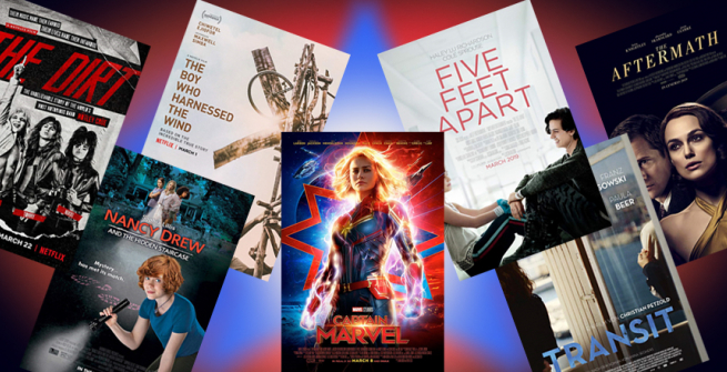 movie posters coming out march 2019
