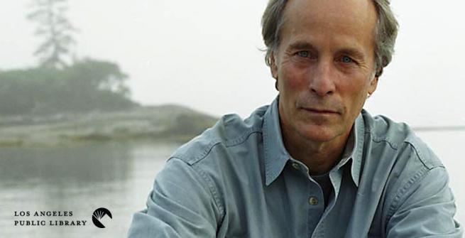 Writer Richard Ford
