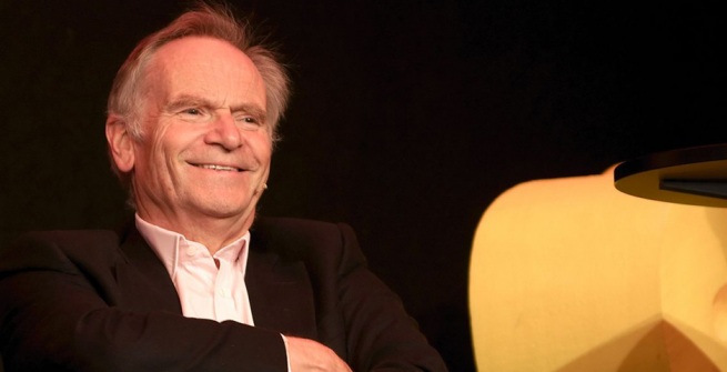British novelist Jeffrey Archer