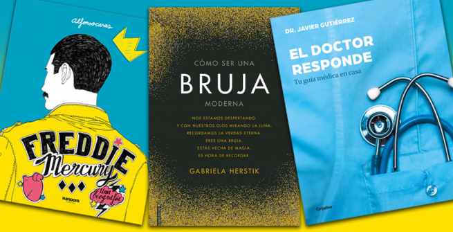 3 Spanish adult books