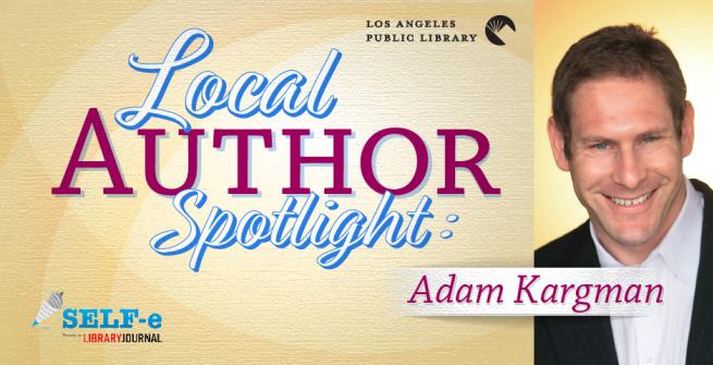 photo of author Adam Kargman