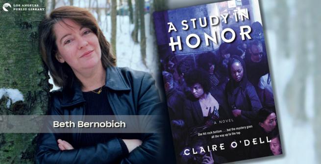 Author Beth Bernobich