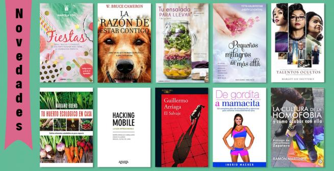 Novedades en español
