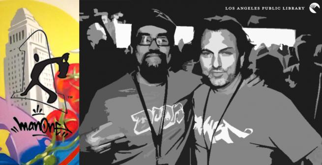 Man One and Scott Power