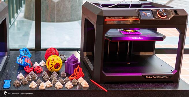 3D prints made by 3D printer