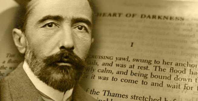 Author Joseph Conrad