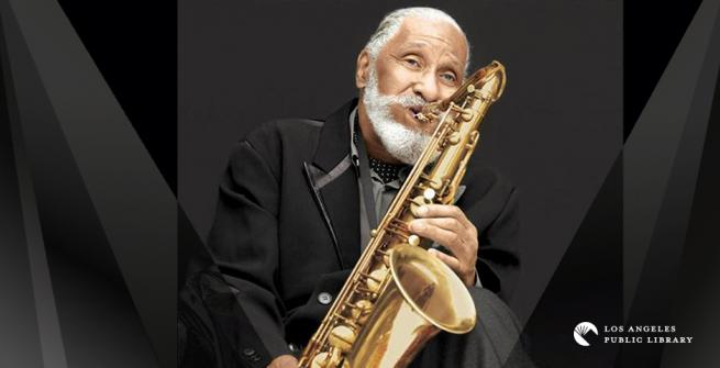 Sonny Rollins, an influential jazz musician