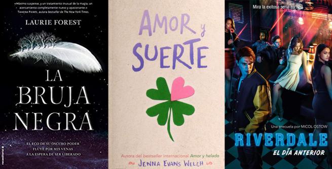 3 jovenes libros