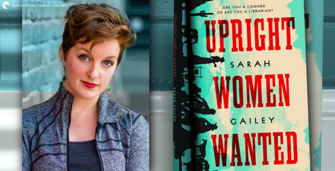 Author Sarah Gailey