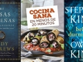 3 book covers of LA Times Best Sellers