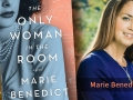 Author Marie Benedict and her latest novel, The Only Women in the Room